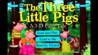 The Three Little Pigs by Nosy Crowのスクリーンショット - 3