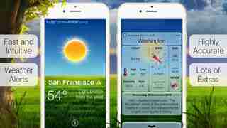 Beautiful Weather: Accurate Forecasts & Severe Weather Alerts for iPhone and iPadのスクリーンショット - 8