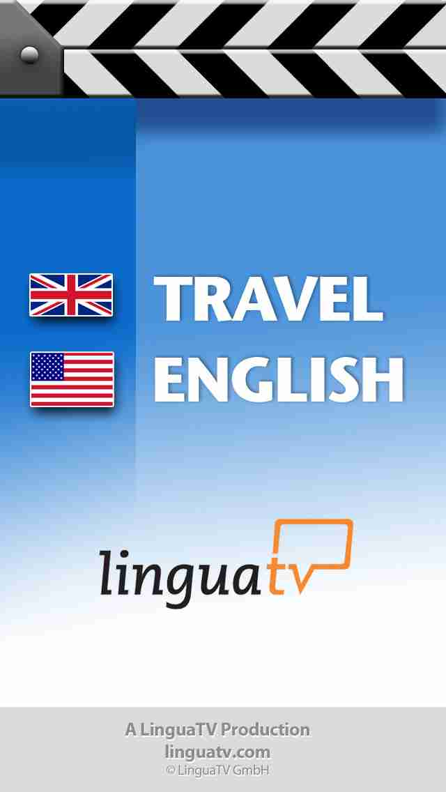 Travel English / 海外旅行英語 – LinguaTV