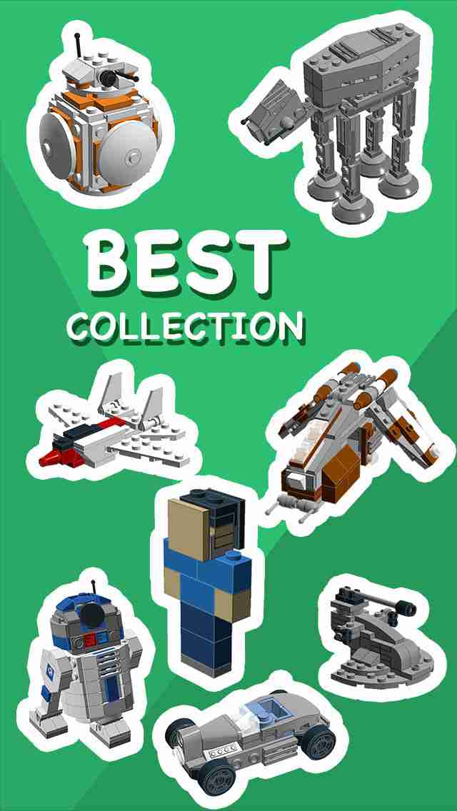 Instructions for LEGO® - How To Build New Super Toys With Your Brick Collection!のスクリーンショット - 11