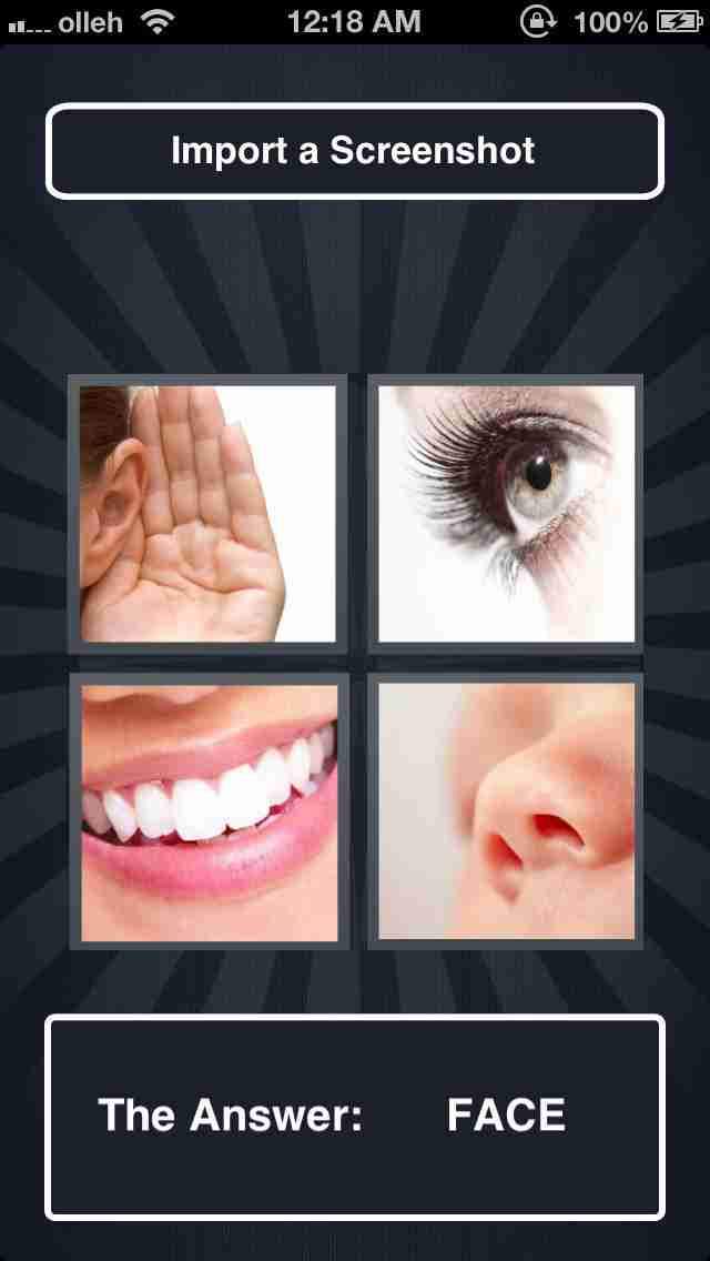 Cheats for 4 Pics 1 Word Free - 4 Pics 1 Cheat