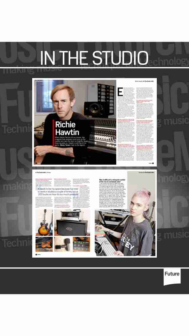 Future Music: the music tech and music production magazineのスクリーンショット - 5