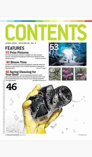 Popular Photography – The leading technical authority, buyer's guide and how-to resource for the photo enthusiast.のスクリーンショット - 21
