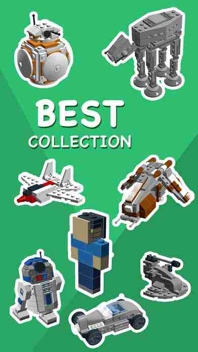 Instructions for LEGO® - How To Build New Super Toys With Your Brick Collection!のスクリーンショット - 14