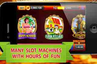 Kingdom Slots ™ casino video slot machines gameのスクリーンショット - 4