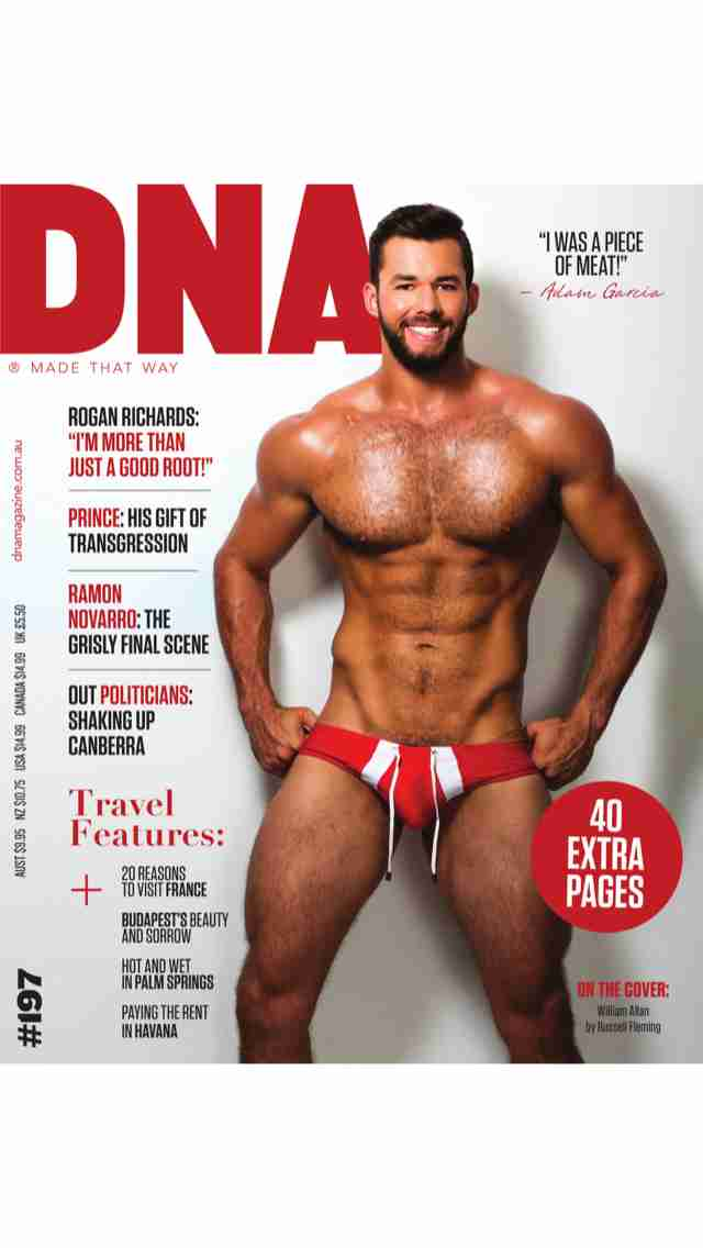 DNA – Australia's best selling magazine for gay menのスクリーンショット - 12