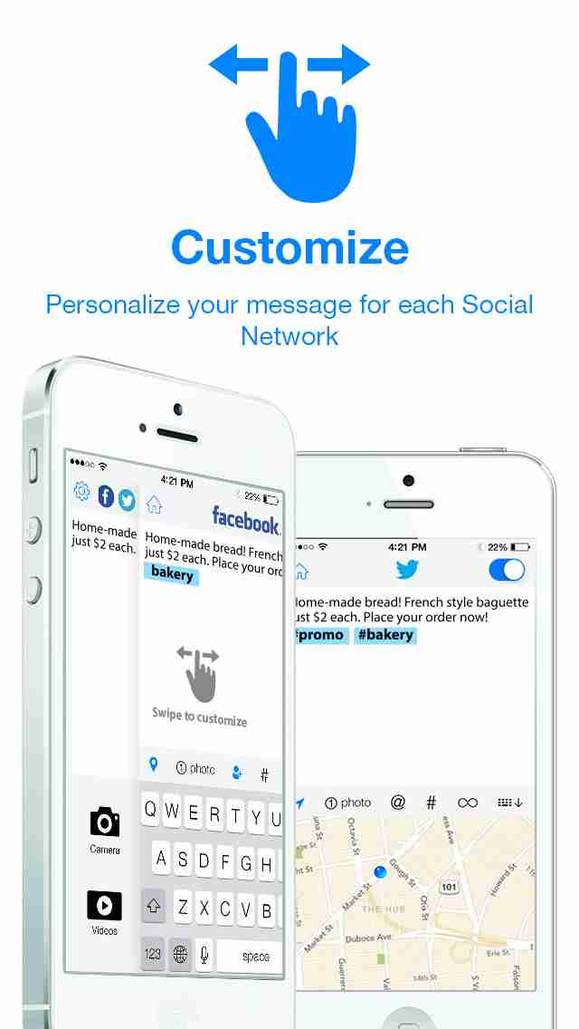 Everypost for Twitter, Facebook & Social Media Schedulingのスクリーンショット - 11