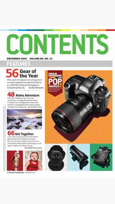 Popular Photography – The leading technical authority, buyer's guide and how-to resource for the photo enthusiast.のスクリーンショット - 25