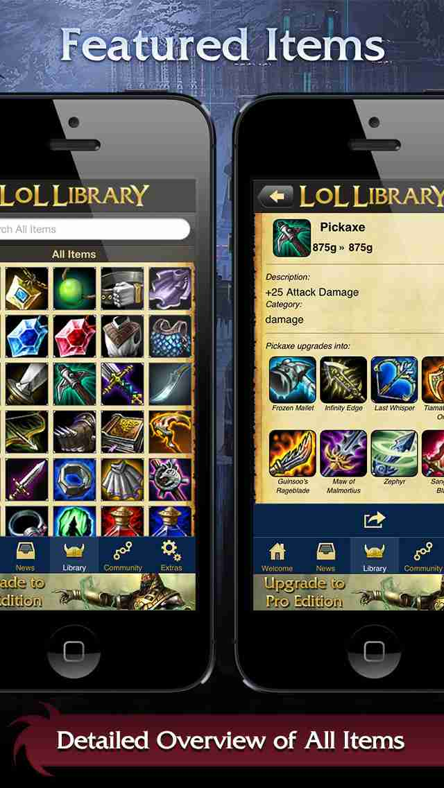 League of Legends: Library FREE, Guide to LoLのスクリーンショット - 2