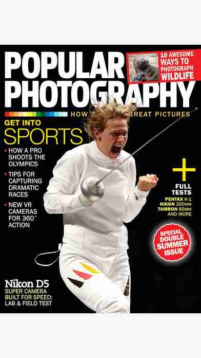 Popular Photography – The leading technical authority, buyer's guide and how-to resource for the photo enthusiast.のスクリーンショット - 27