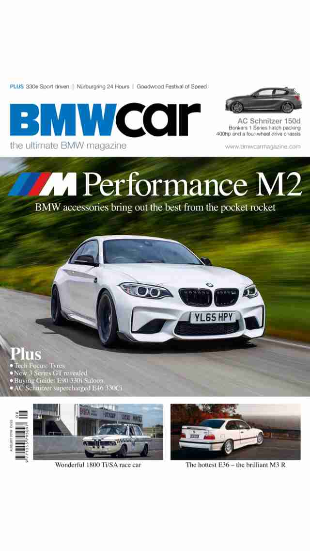 BMW Car - The ultimate BMW magazineのスクリーンショット - 19