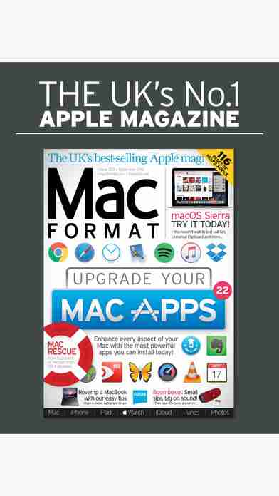 MacFormat: the Mac, iPad, iPhone & Apple magazineのスクリーンショット - 18
