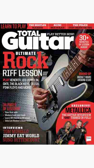 Total Guitar: the guitar magazine packed with lessons, tabs & interviewsのスクリーンショット - 9