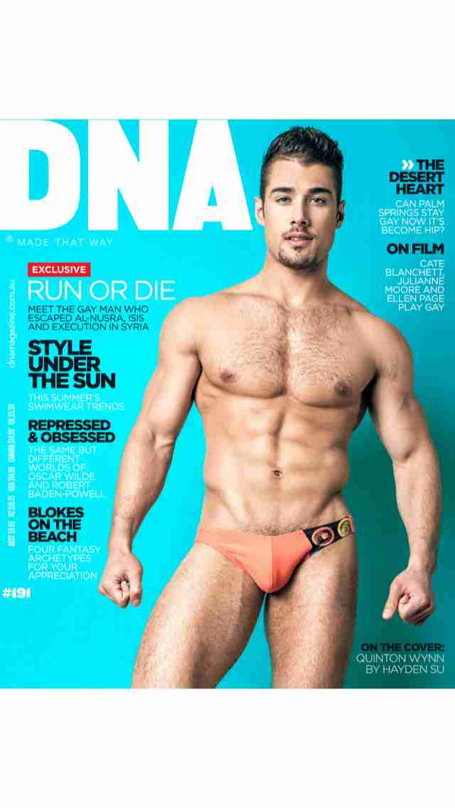 DNA – Australia's best selling magazine for gay menのスクリーンショット - 13