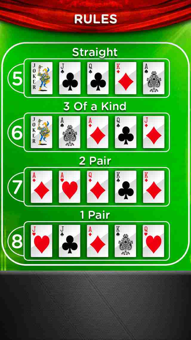 AAA Poker (カジノ ポーカー 無料ゲーム) – Play The Best Deluxe Casino Card Game Live With Friends (VIP Joker Poker Series & More!) for iPhone & iPod touch PLUS HD FREEのスクリーンショット - 3