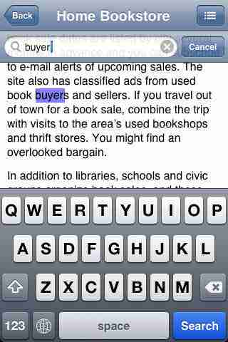 Home Based Bookstore: Start Your Own Business Selling Used Books on Amazon, eBay or Your Own Web Siteのスクリーンショット - 3