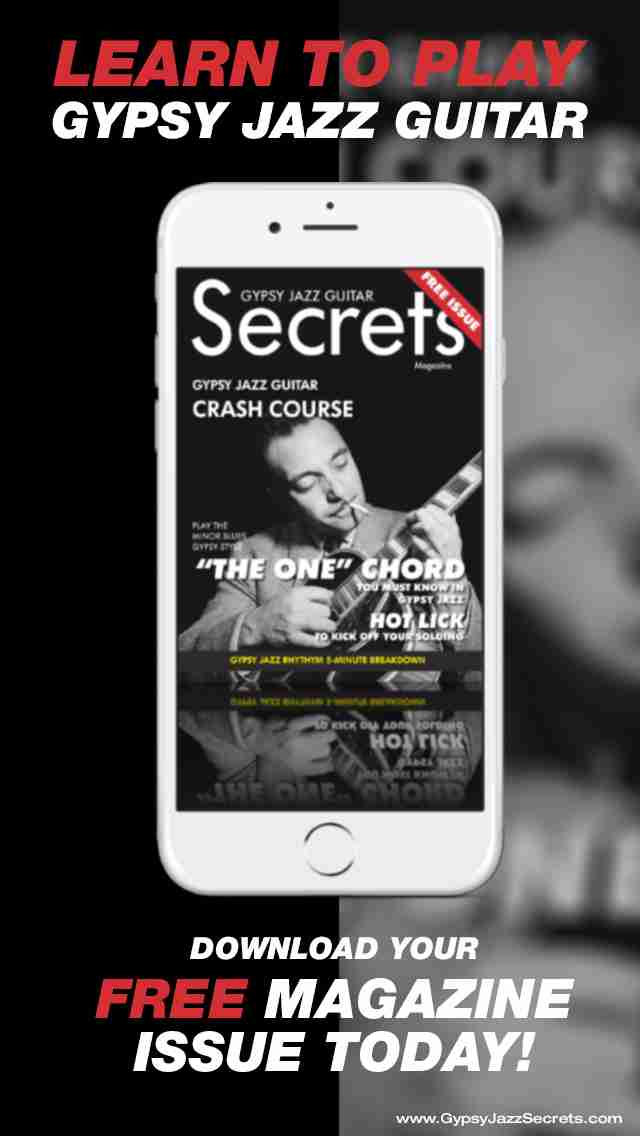Gypsy Jazz Guitar Secrets Magazine - Learn To Play Guitar Like Django Reinhardtのスクリーンショット - 6