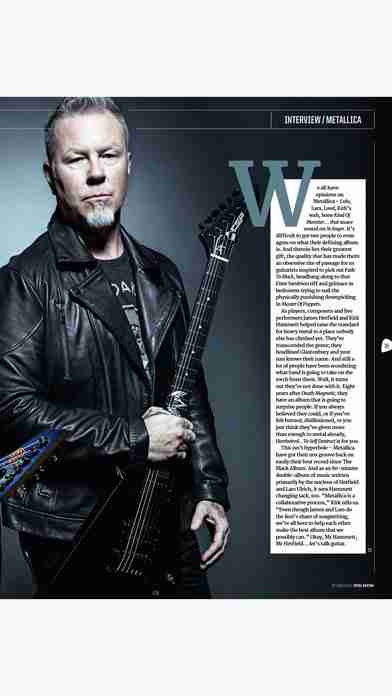 Total Guitar: the guitar magazine packed with lessons, tabs & interviewsのスクリーンショット - 10