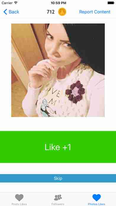 Profile Boost for Facebook - Get Likes and Followers for Personal Profile (Photos,Posts,Comments,Followers)のスクリーンショット - 5