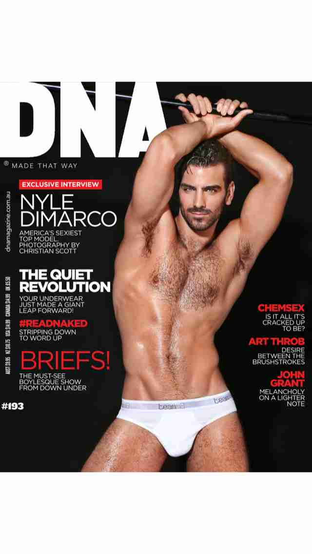 DNA – Australia's best selling magazine for gay menのスクリーンショット - 16