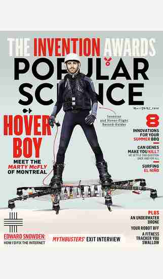 Popular Science: The Latest News and Features on the People, Technologies, and Gadgets Shaping the Futureのスクリーンショット - 10