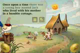 Jack and the Beanstalk Children's Interactive Storybookのスクリーンショット - 4