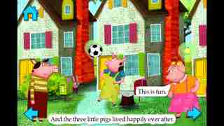 The Three Little Pigs by Nosy Crowのスクリーンショット - 10