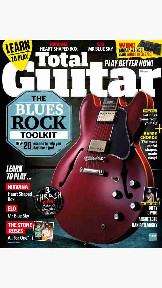 Total Guitar: the guitar magazine packed with lessons, tabs & interviewsのスクリーンショット - 14