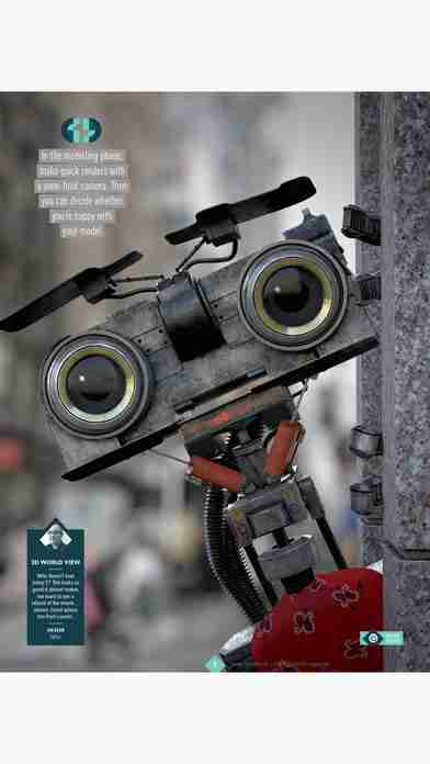 3D World: the CG magazine for animation, VFX and games artistsのスクリーンショット - 25