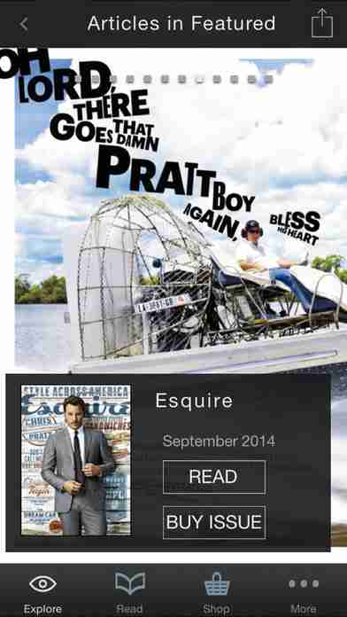 Zinio - The World's Magazine Newsstandのスクリーンショット - 5