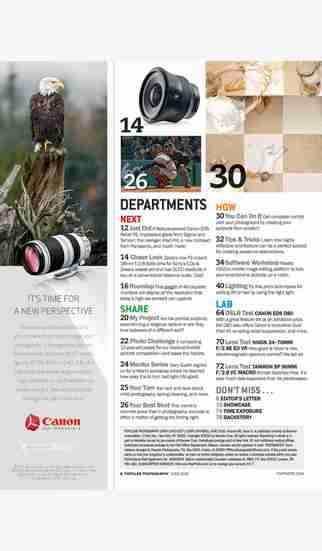 Popular Photography – The leading technical authority, buyer's guide and how-to resource for the photo enthusiast.のスクリーンショット - 37