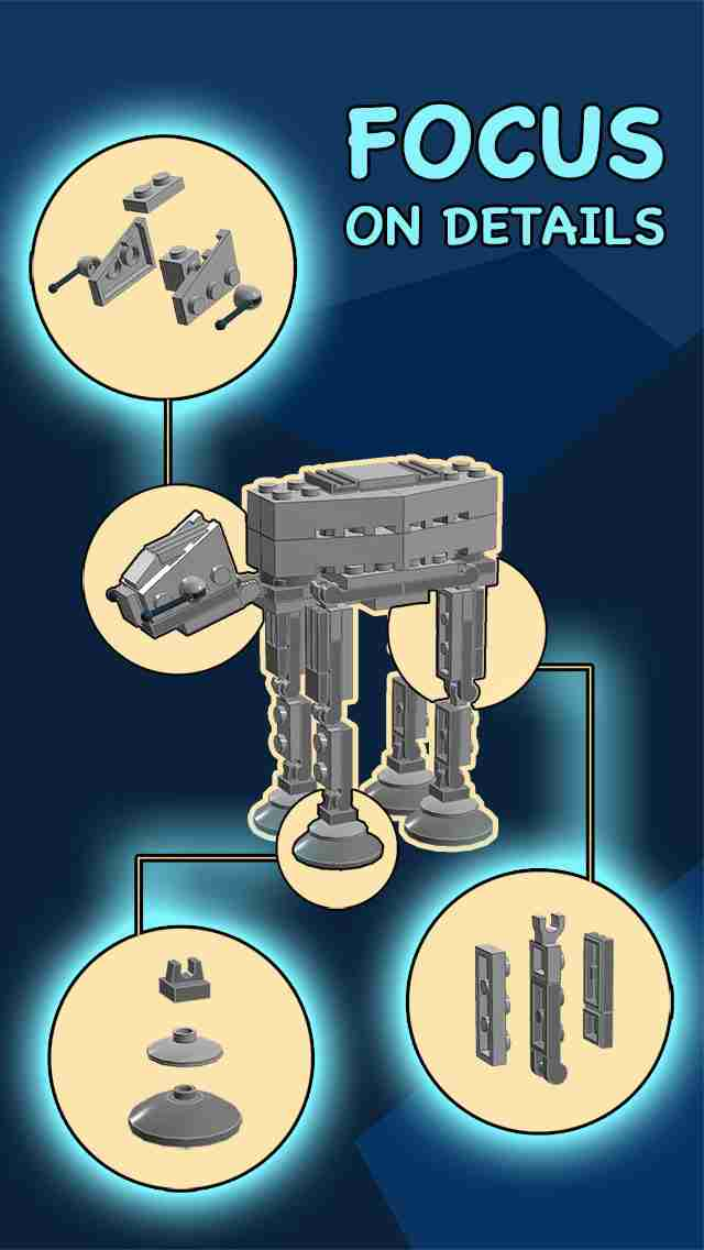 Instructions for LEGO® - How To Build New Super Toys With Your Brick Collection!のスクリーンショット - 20