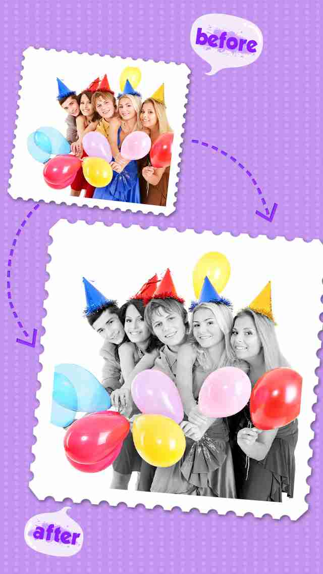 Color Editor - Insta Photo Recolor &Picture Backgrounds Effects Eraserのスクリーンショット - 7