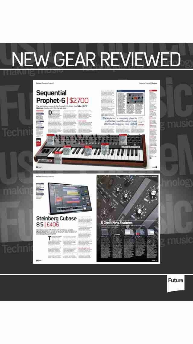 Future Music: the music tech and music production magazineのスクリーンショット - 10