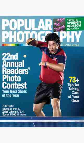 Popular Photography – The leading technical authority, buyer's guide and how-to resource for the photo enthusiast.のスクリーンショット - 44