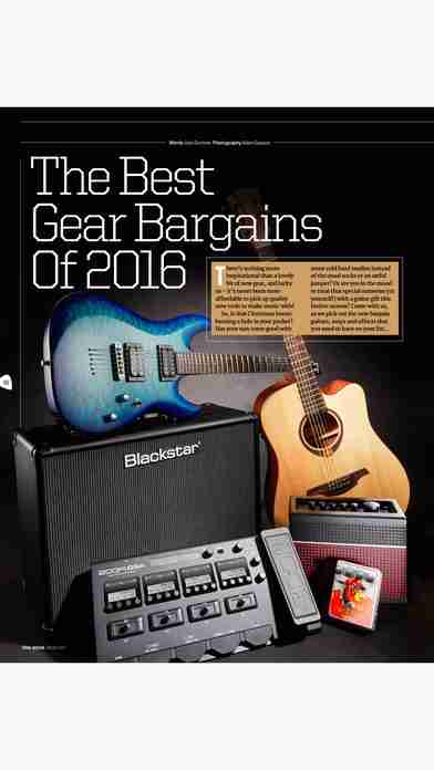 Total Guitar: the guitar magazine packed with lessons, tabs & interviewsのスクリーンショット - 17