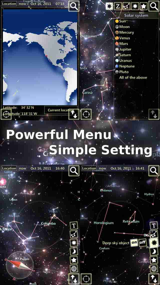 StarTracker - Best StarGazing app to Explore the Universeのスクリーンショット - 8