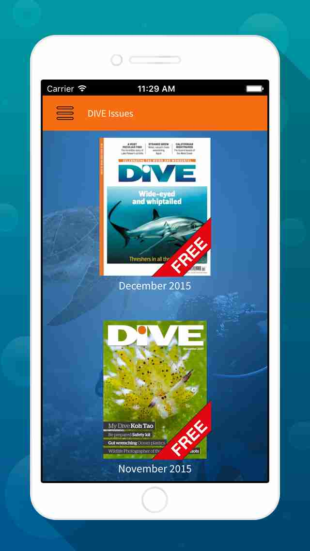 DIVE Magazine – Underwater scuba guides, tips & photography from the sporting world of divingのスクリーンショット - 6