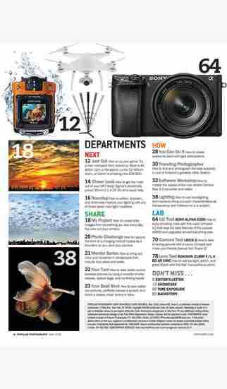 Popular Photography – The leading technical authority, buyer's guide and how-to resource for the photo enthusiast.のスクリーンショット - 40