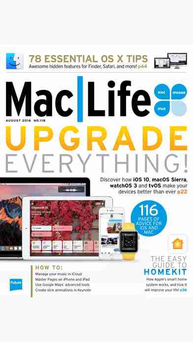 Mac Life: the ultimate Apple magazineのスクリーンショット - 22