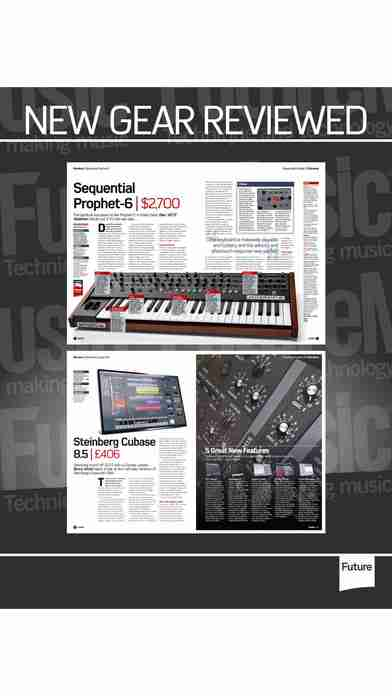 Future Music: the music tech and music production magazineのスクリーンショット - 12