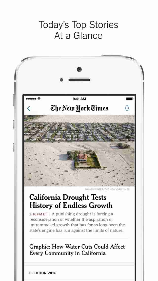 NYTimes – Breaking Local, National & World Newsのスクリーンショット - 9