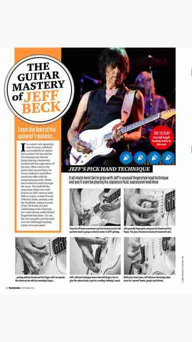 Total Guitar: the guitar magazine packed with lessons, tabs & interviewsのスクリーンショット - 20