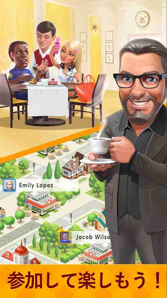 My Cafe: Recipes & Storiesのスクリーンショット - 29