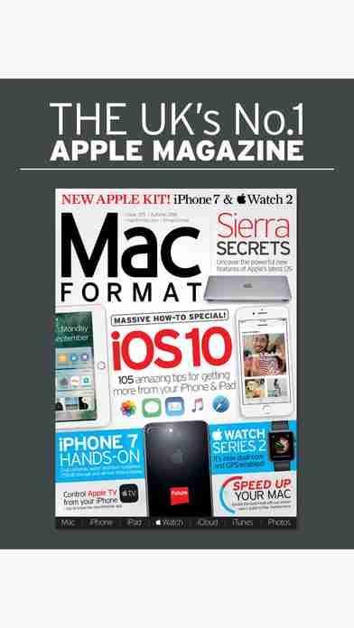 MacFormat: the Mac, iPad, iPhone & Apple magazineのスクリーンショット - 32