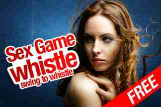 Sex Game Whistle