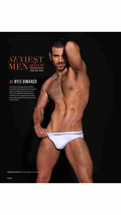 DNA – Australia's best selling magazine for gay menのスクリーンショット - 21