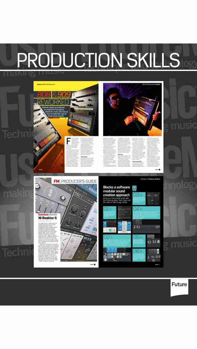Future Music: the music tech and music production magazineのスクリーンショット - 15