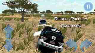 African Rally Race 3D : 4x4 Real Kruger Safari Racingのスクリーンショット - 5